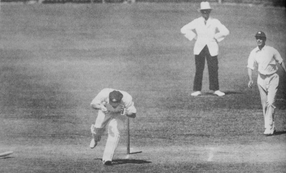 Bending Rules and Bruises: The Story of Bodyline Bowling