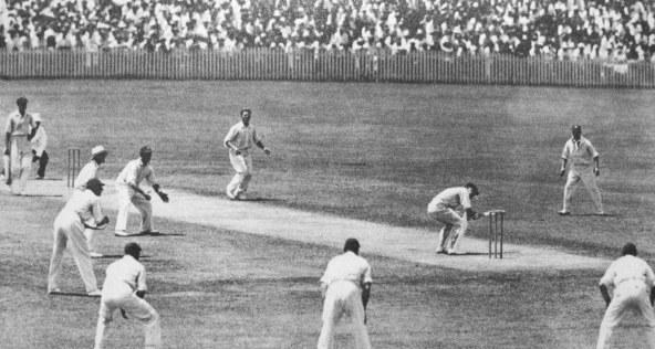 Bodyline Cricket History Ashes