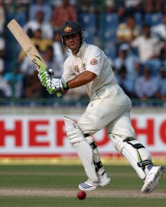 Greatest Test Batsman Australian Cricket Ricky Ponting