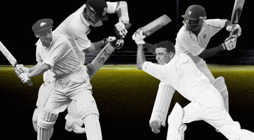 The Greatest Batsmen in Test Cricket History