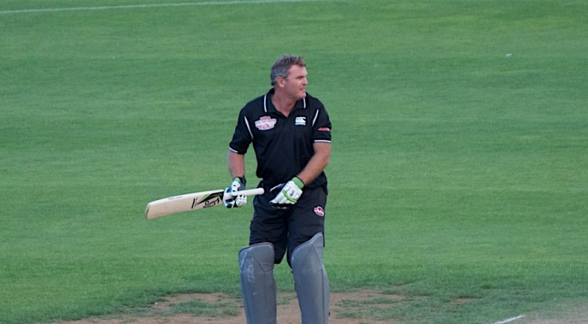 Martin Crowe's Ten Finest Innings in Test Cricket
